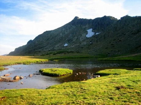 Turismo verde Parque Nacional de las Cumbres de la Sierra del Guadarrama