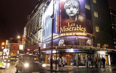 Musicales en Londres